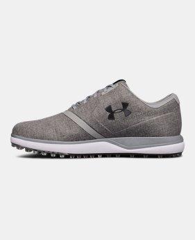 언더아머 UA 남성 스파이크리스 SL선브렐라 남성 골프화 Under Armour Mens UA Performance SL Sunbrella Spikeless Golf Shoes,#3020064