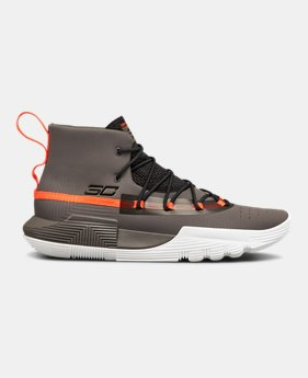 언더아머 Under Armour Mens UA SC 3ZER0 II Basketball Shoes