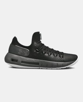 언더아머 UA  남성 호버 하보크 로우 농구화 Under Armour Mens UA HOVR Havoc Low Basketball Shoes, #3020618