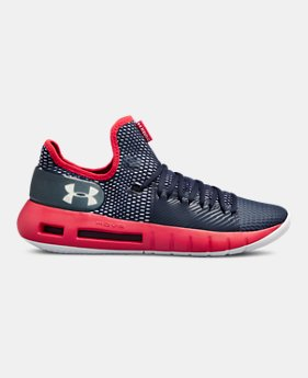 언더아머 Under Armour Mens UA HOVR Havoc Low Basketball Shoes