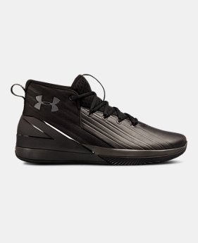 언더아머 Under Armour Mens UA Lockdown 3 Basketball Shoes