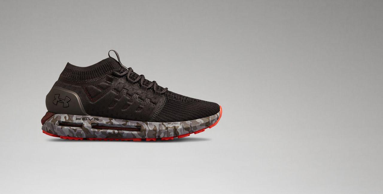 Ua Hovr Phantom Camo Men's Running Shoes by Under Armour