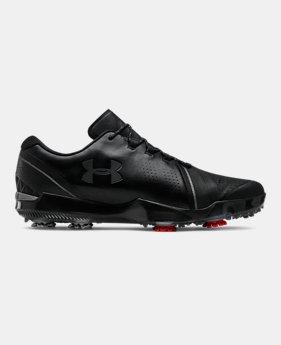 언더아머 UA 남성 스피스3 골프화 블랙/화이트 2종 Under Armour Mens UA Spieth 3 Golf Shoes