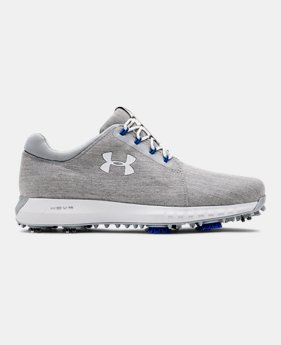 언더아머 여성 골프화 Under Armour Womens UA HOVR Drive Golf Shoes,White (3021211-100)