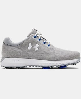 언더아머 여성 골프화 Under Armour Womens UA HOVR Drive Golf Shoes,White (3021211-100)