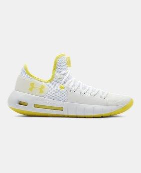 언더아머 UA 남성 호버 하보크 로우 PE 농구화 Under Armour Mens UA HOVR Havoc Low PE Basketball Shoes, #3021593