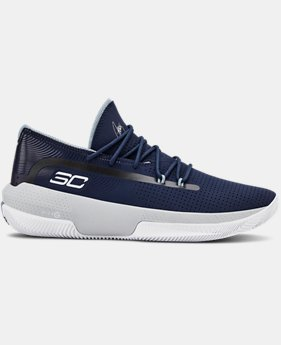 언더아머 커리 3ZER0 III 농구화 Under Armour Mens UA SC 3ZER0 III Basketball Shoes