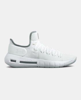 언더아머 UA 남성 호버 하보크 로우 농구화 커스텀 Under Armour Mens UA ICON HOVR Havoc Low Basketball Shoes,Custom (3022402-999)
