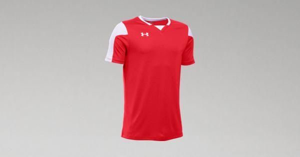 3796211bc76 Boys  UA Maquina Soccer Jersey
