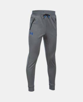 언더아머 Under Armour Boys UA Pennant Tapered Pants