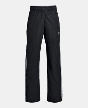 언더아머 Under Armour Boys UA Interval Warm-Up Woven Pants