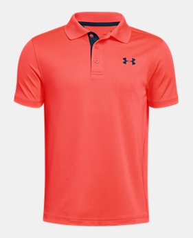 언더아머 Under Armour Boys UA Performance Polo