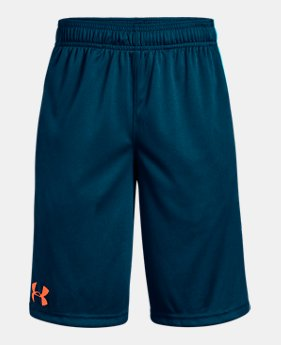 언더아머 UA 보이즈 UA 반바지 Under Armour Boys UA Stunt Shorts