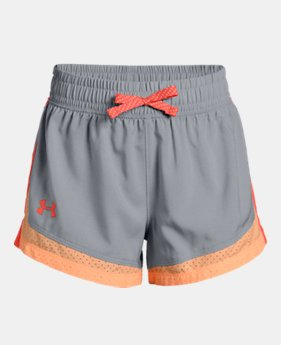 언더아머 걸즈 반바지 Under Armour Girls UA Sprint Shorts