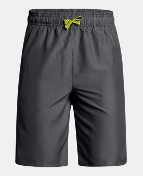 언더아머 UA 보이즈 UA 반바지 Under Armour Boys UA X Level Shorts