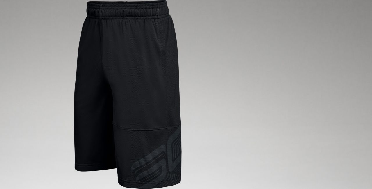 Sc30 Shorts Boys' Basketball Shorts by Under Armour
