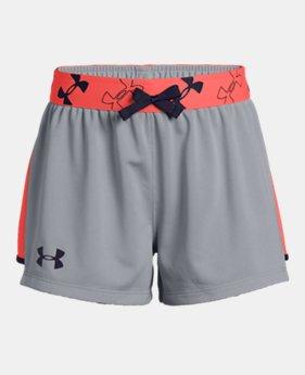 언더아머 Under Armour Girls UA Kick it Shorts