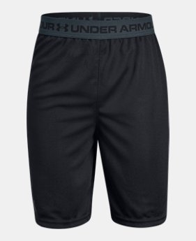 언더아머 UA 보이즈 UA 반바지 Under Armour Boys UA Tech Prototype Shorts