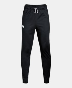 언더아머 UA 보이즈 UA 바지 Under Armour Boys UA Brawler Tapered Pants