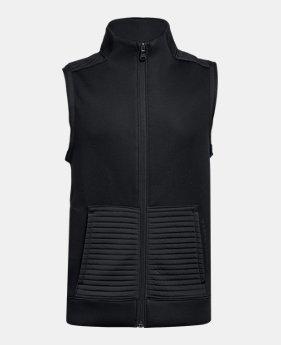 언더아머 보이즈 데이토나 조끼 UA Under Armour Boys UA Storm Daytona Vest