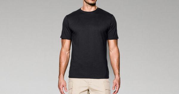 Men s UA Tactical Charged Cotton® T-Shirt  34b810e00b8