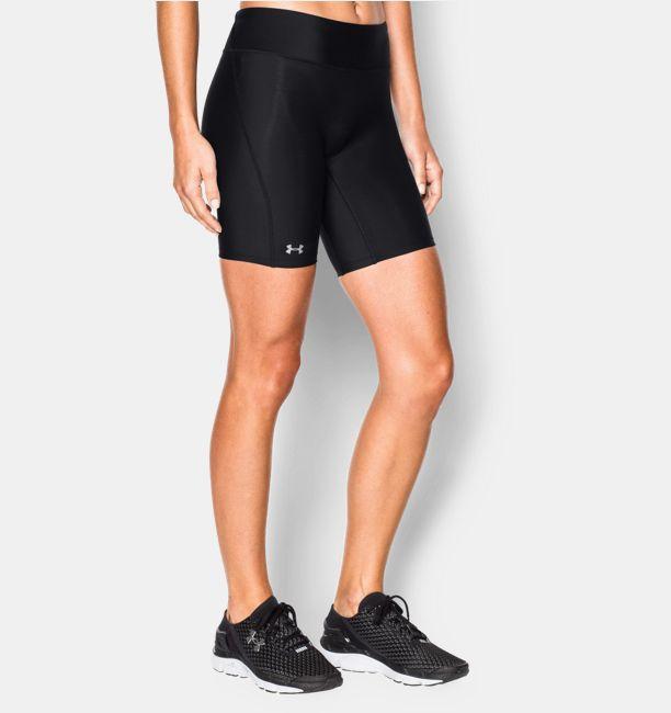 Women S Ua Authentic 7 Compression Shorts Under Armour Us