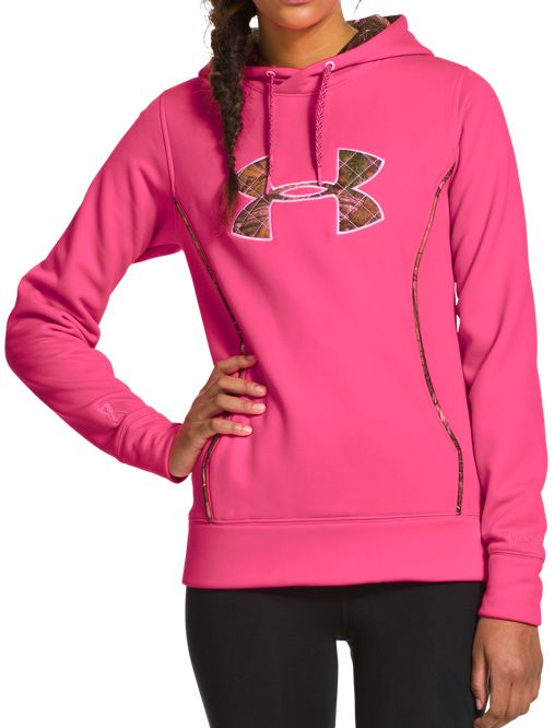 Women s UA Storm Armour Fleece® Hoodie  d5380b2df