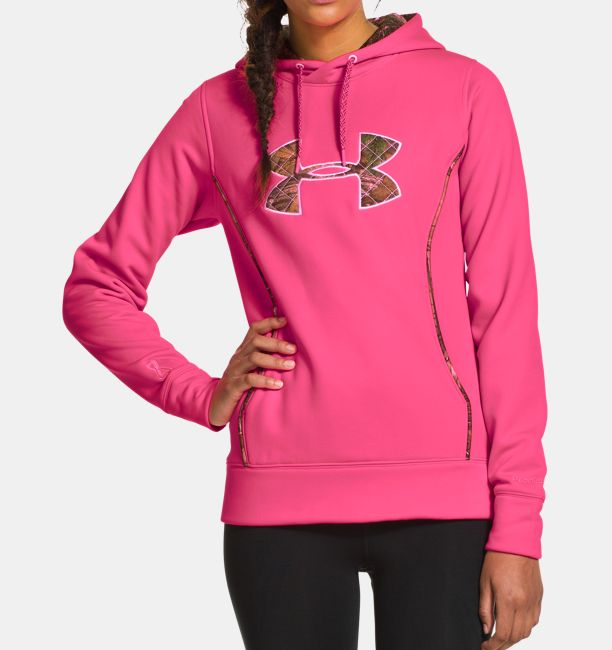 Womens underarmour hoodie