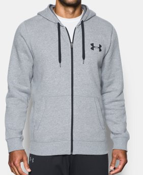 UA Rival Fleece Zip