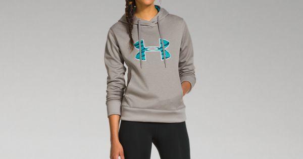 newest f8c89 b7538 Women s UA Big Logo Applique Hoodie   Under Armour US