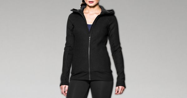 Women s UA ColdGear Infrared® Full Zip Hoodie  ea1136fb75