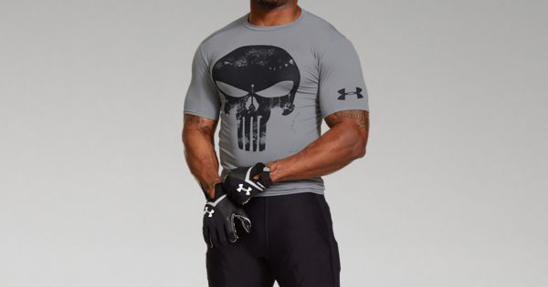 Men s Under Armour® Alter Ego Punisher Compression Shirt  6dace86469a9f