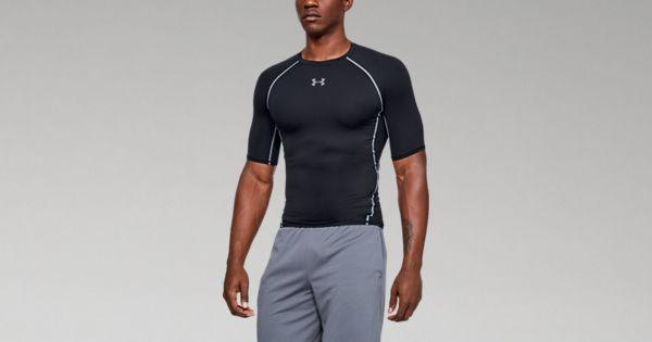 0c8e58433 Men's UA HeatGear® Armour Short Sleeve Compression Shirt | Under Armour US