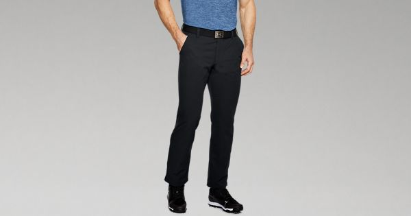 Men S Ua Match Play Vented Pants Under Armour Us