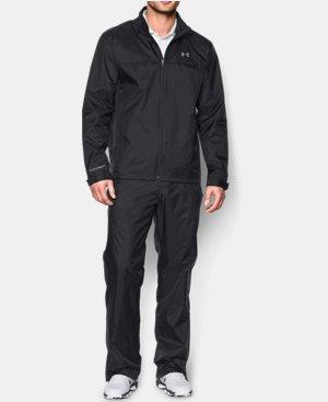 UA Storm Golf Rain Suit