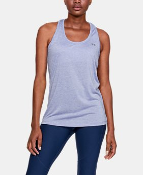 언더아머 UA Under Armour Womens UA Tech Twist Tank