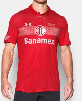 Toluca 16/17 Home/Away Replica Jersey