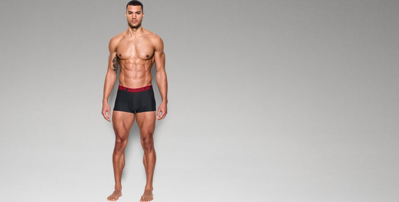 "Ua Original Series 3"" Boxerjock®Men's  Underwear by Under Armour"