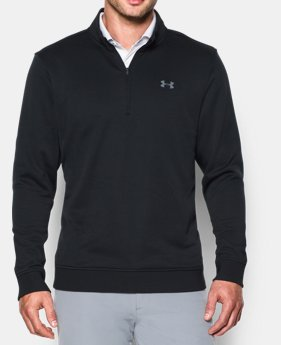 언더아머 UA Under Armour Mens UA Storm SweaterFleece ¼ Zip