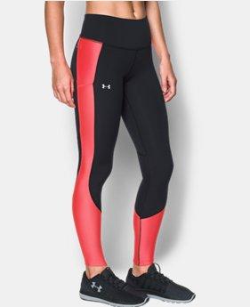 언더아머 Underarmour Womens UA Run True BreatheLux Leggings