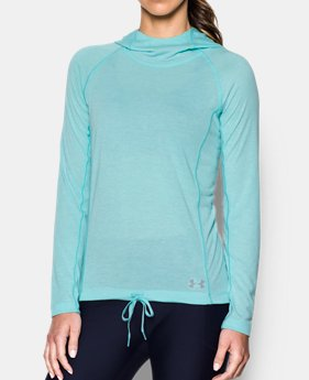 언더아머 UA Under Armour Womens UA Threadborne Train Twist Hoodie