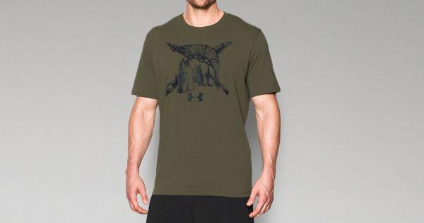 spartan maglietta  Men's UA Freedom Spartan T-Shirt   Under Armour US