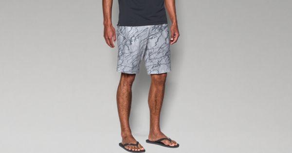 a3c9c2dcbffb6 Men s UA Stretch Printed Boardshorts
