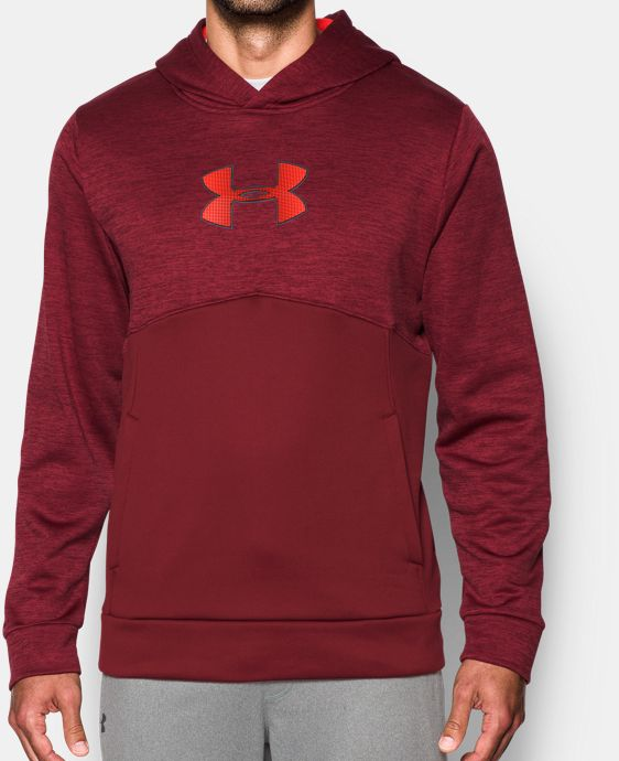 UA Storm Armour® Fleece Logo Twist
