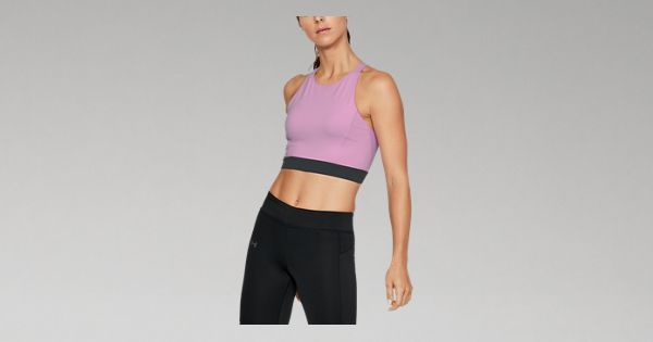 77147ea39a61c Women s UA Mirror Crop Top