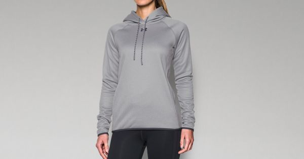 764f8abf4 Women's UA Double Threat Armour Fleece® Hoodie | Under Armour US