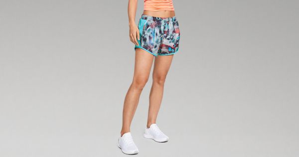 d32b74e4 Women's UA Fly-By Printed Shorts   Under Armour US