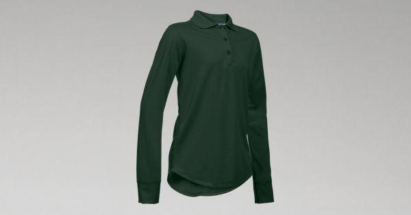 UA Uniform Long Sleeve Polo – Pre-School | Tuggl