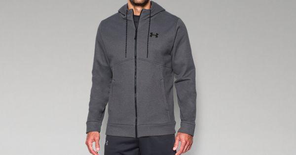 0dba80637358 Men s UA Storm Armour Fleece® Full Zip Hoodie