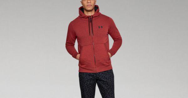 a3a55d1000532f Men s UA Threadborne™ Fleece Full Zip Hoodie
